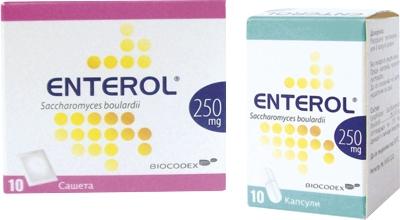 Ентерол Пробиотик